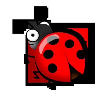Drawn ladybug Ladybug Ladybirds Ladybug Pinterest Ladybug