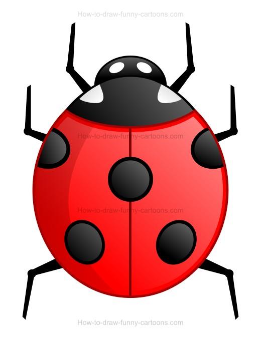 Drawn ladybug To draw How ladybug Pinterest