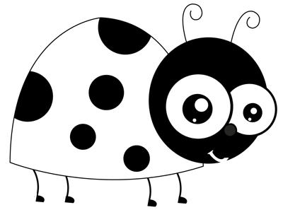 Drawn bug ladybug To Tutorial Draw How Step