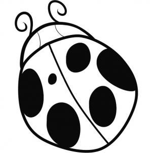 Drawn bug ladybug Ladybug For Drawing Kids How