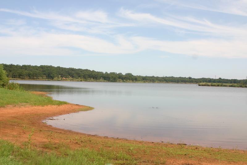 Drawn lake Golf the picnicking wooded surrounding
