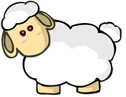 Drawn lamb #13