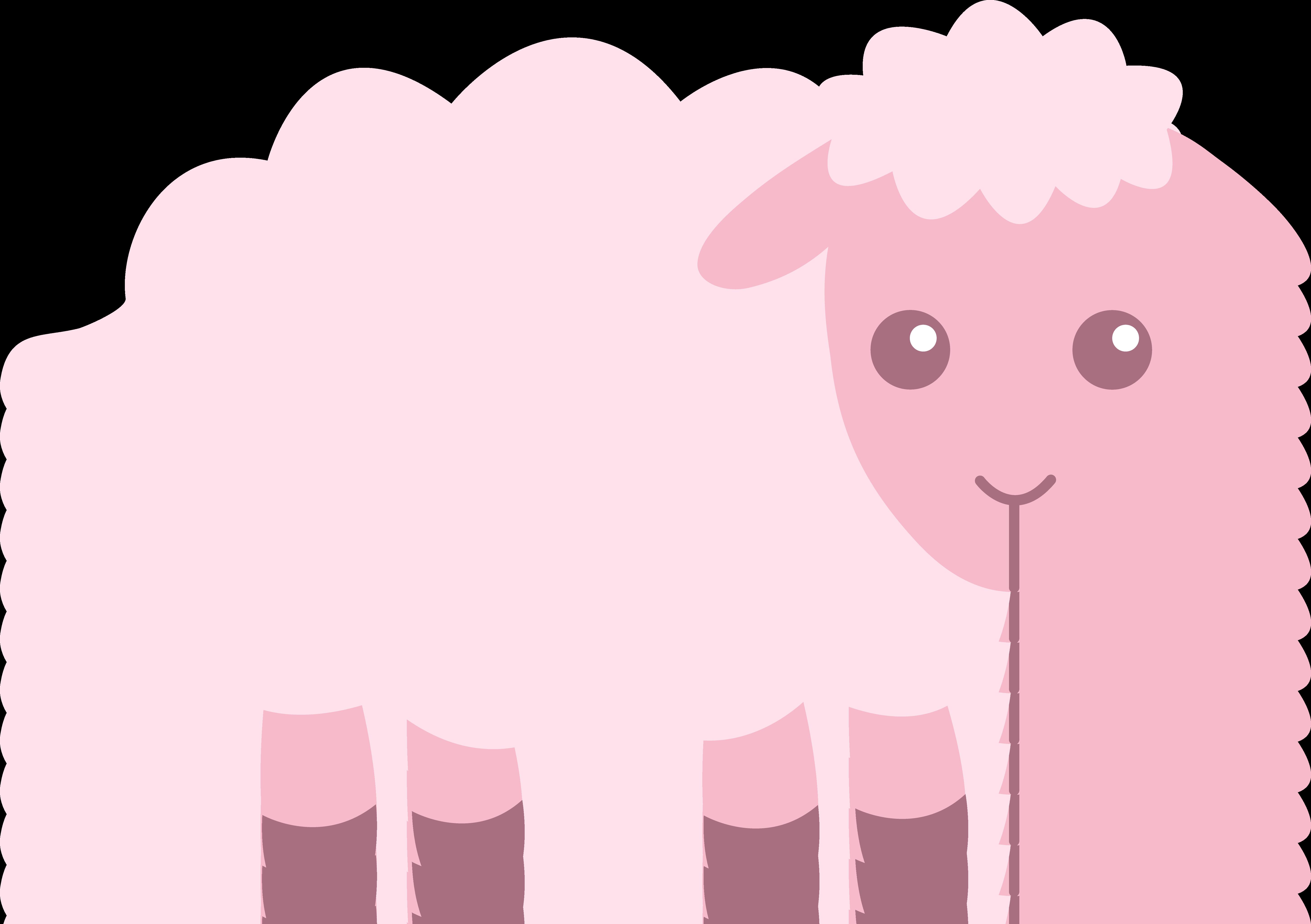 Sheep clipart baby lamb #1