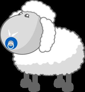 Sheep clipart baby lamb #4