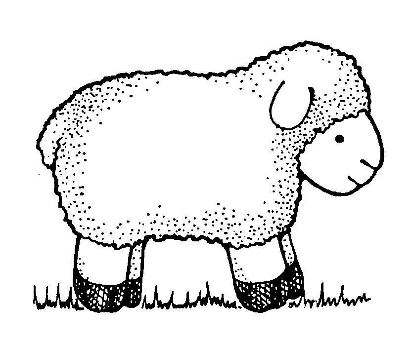 Drawn sheep clipart Clipartix 4 Clip Free Art