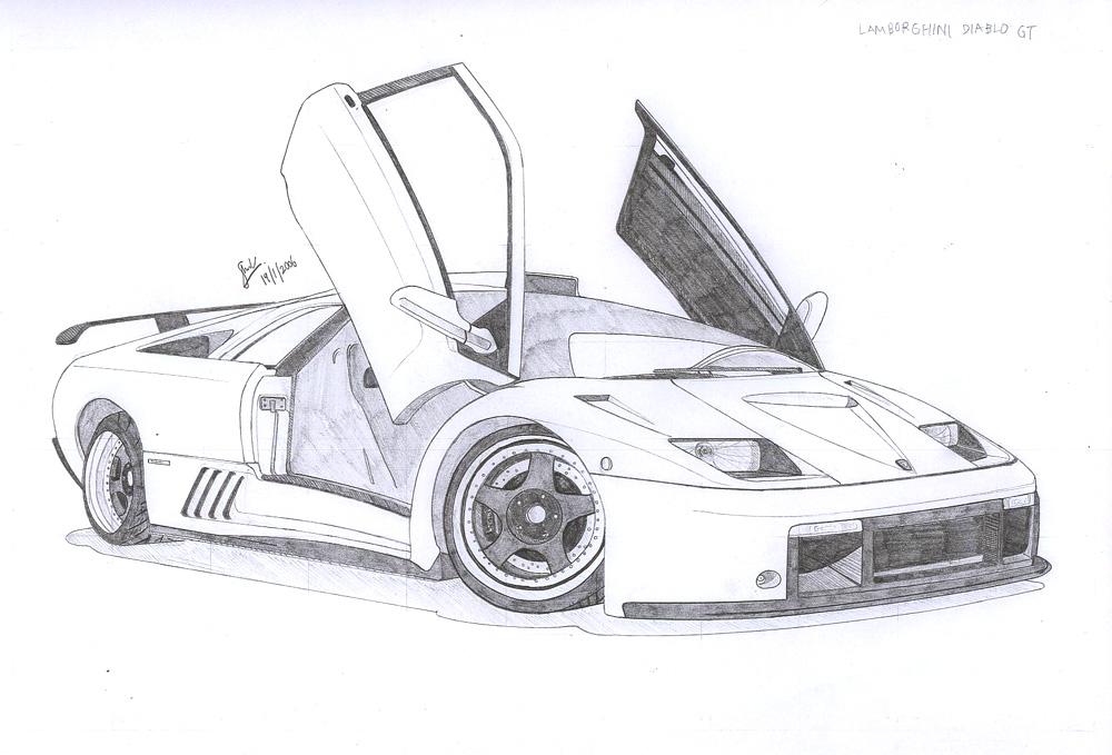 Drawn lamborghini Images Art Lamborghini Lamborghini Pencil
