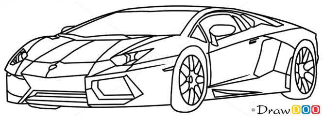 Drawn lamborghini Side Pages Centenario 00 Lamborghini