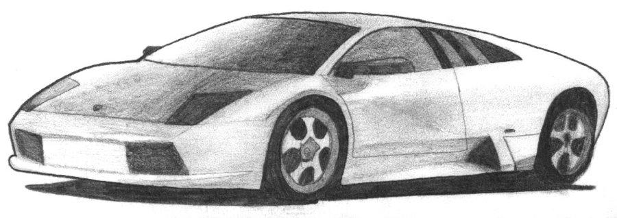 Drawn lamborghini Drawn by drawn fluzzyamber Lamborghini