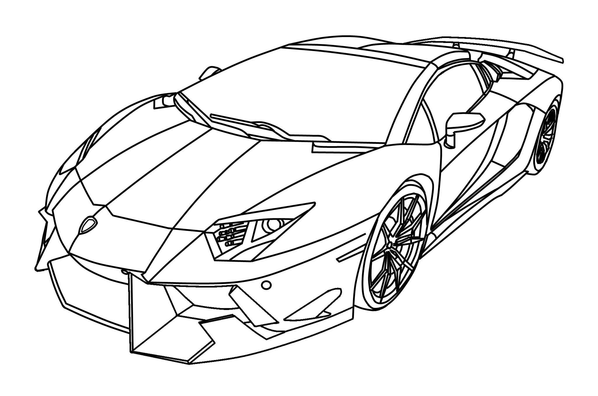 Drawn lamborghini Pictures Outline Aventador drawing Lamborghini