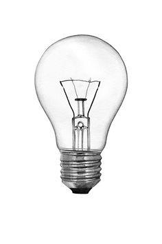Drawn lamp light globe Lightbulb looks Drawing Light 3D