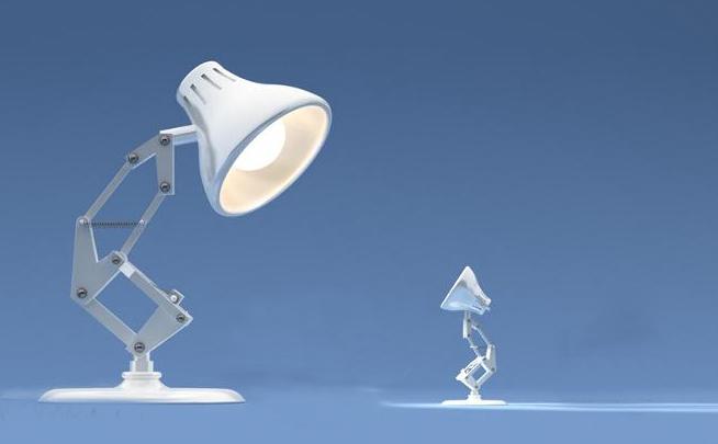 Drawn bulb pixar lamp Zuri Furniture Lamp Lamp 53