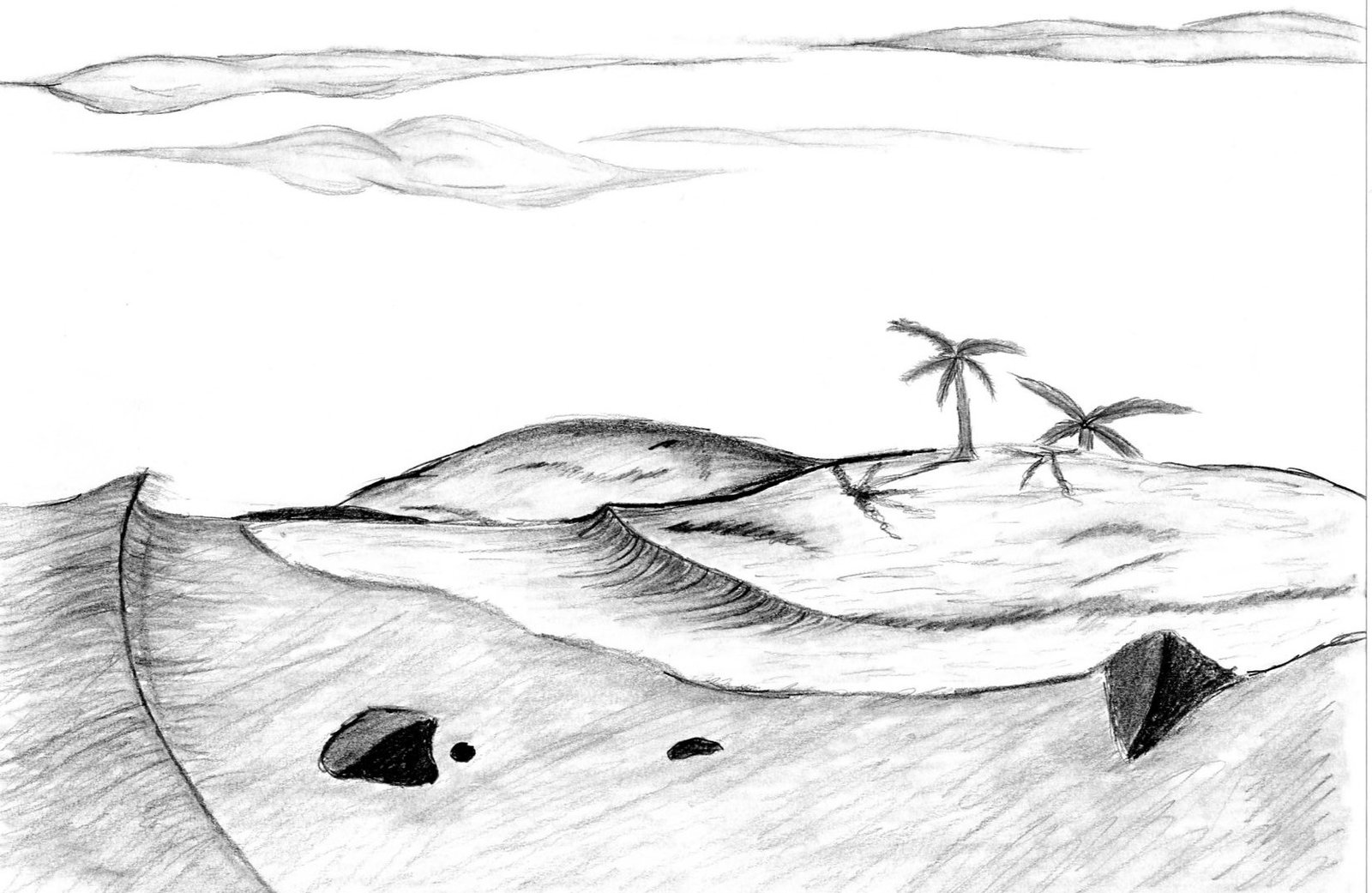 Drawn landscape Landscape Drawn ZeroAme Drawn ZeroAme