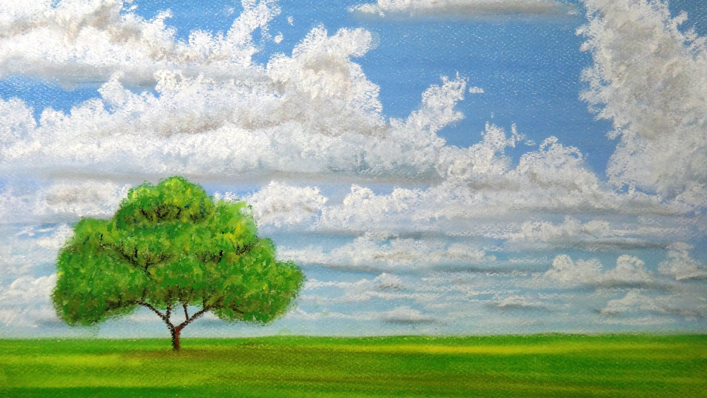 Drawn clouds pastel How YouTube How pastels draw