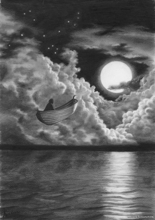 Drawn sky pencil drawing Drawings Amazing Drawings Drawings Drawings