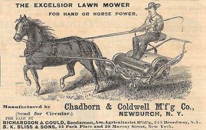 Drawn lawn OLD EXCELSIOR Buy VERY NEWBURGH