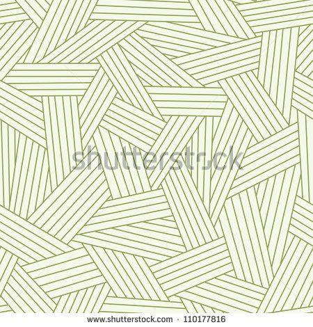 Drawn lawn Of Vector pattern drawn interweaving