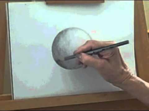 Drawn leaves tonal A Exercise Shading Drawing Drawing