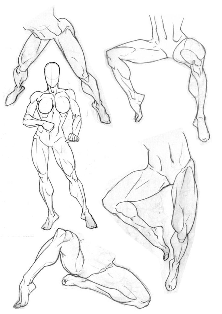 Drawn legs Step on Pinterest 352 and