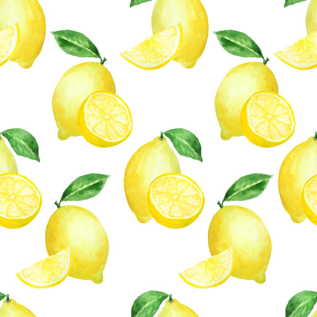 Drawn lemon #2