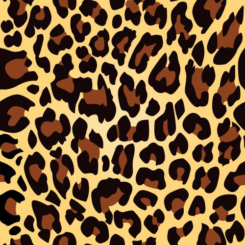 Drawn leopard skin cheetah By @deviantART happycamper4027 pattern Print