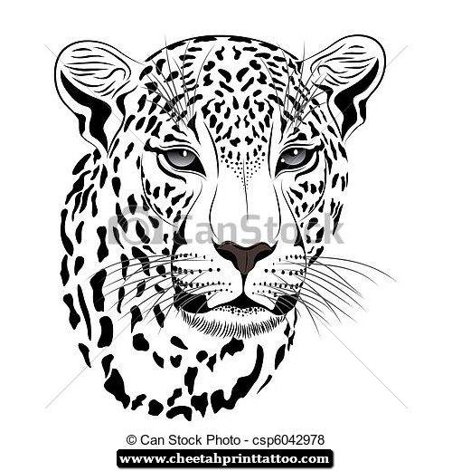 Drawn leopard skin cheetah Print 41 Tattoos Cheetahs To