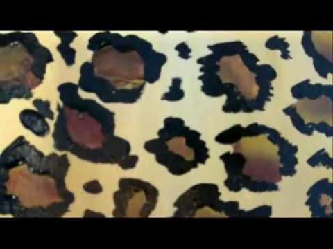 Drawn leopard skin easy Paint Leopard YouTube To: Leopard