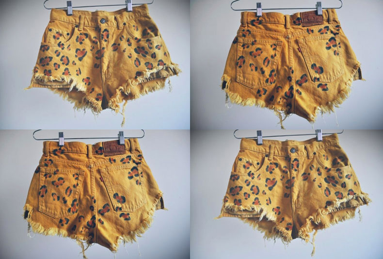 Drawn leopard skin easy Kate leopard i Mr DIYable: