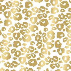 Drawn leopard skin gold Colored gold in Available blush