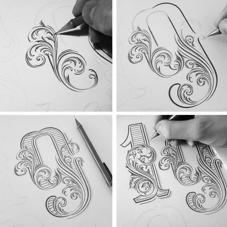 Drawn text Best lettering& Pinterest typography on