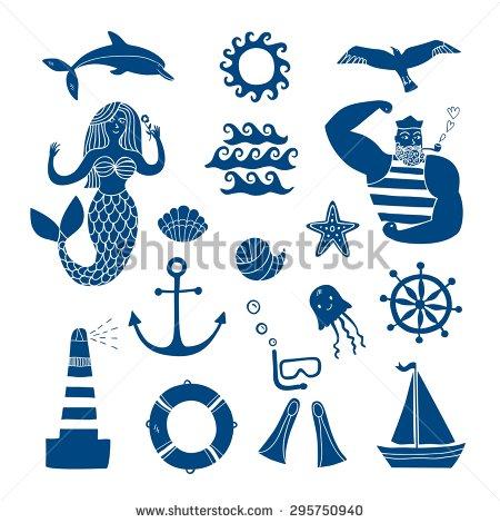 Drawn lighhouse cartoon  cartoon sea Hand lighthouse