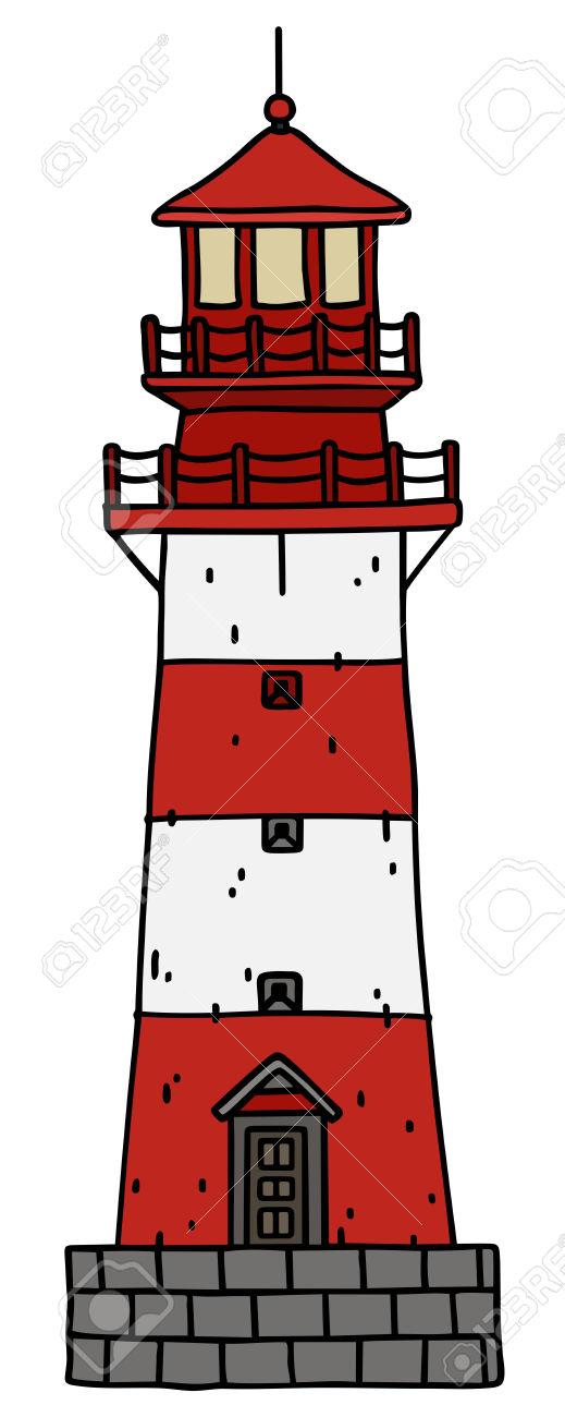 Drawn lighhouse cartoon Lighthouse 2015 drawing Google Décors