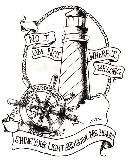 Drawn lighhouse outline The the The about Pinterest