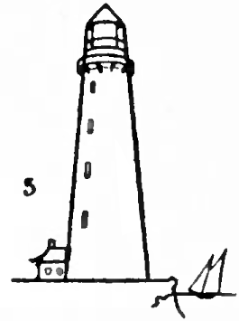 Drawn cilff simple Lighthouses 5 Easy Drawing Drawing