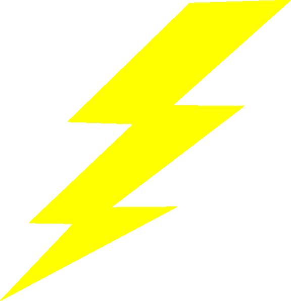 Flash clipart lightning strike Art  this art Lightning