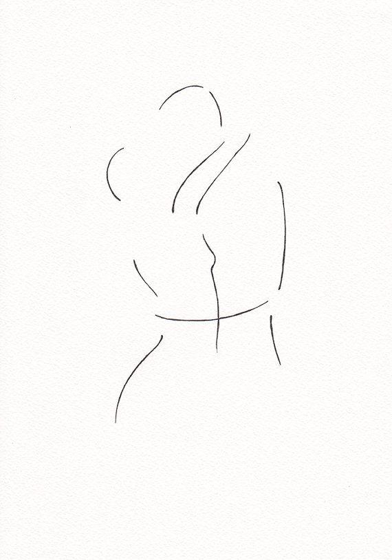 Drawn amd hand Kiss Original art 25+ Best
