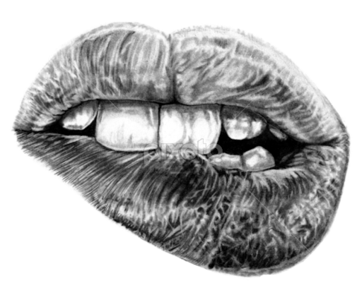 Drawn pice lip All ( Action Drawing Pixoto