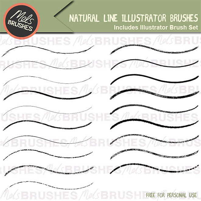 Drawn rope wooden sign You Download Can Illustrator Brushes