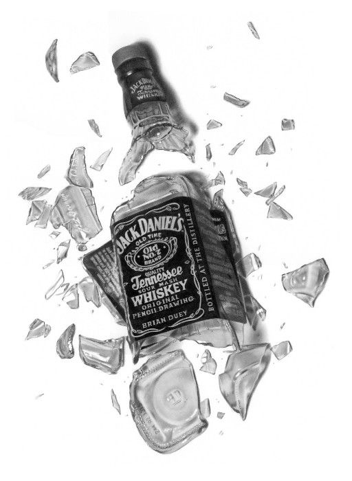Jack Daniels clipart scotch whisky