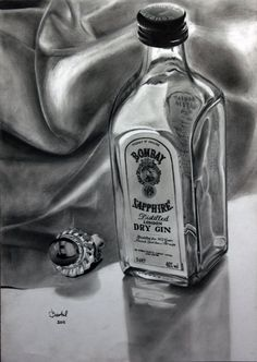 Drawn still life graphite The think deviantART used is