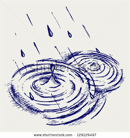 Drawn water droplets rain Pinterest COOL!! on best images