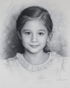 Drawn portrait kid Portraits Pinterest portrait DeviantArt Beautiful