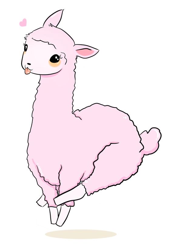 Drawn llama It I 1 on wants