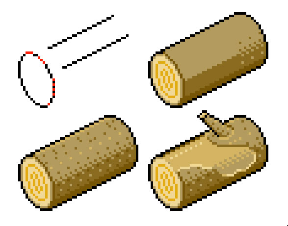Carpet clipart pixel art To Draw Hand Pixel 101917