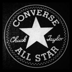 Drawn converse logo / Pinterest Logos Nostalgia Star