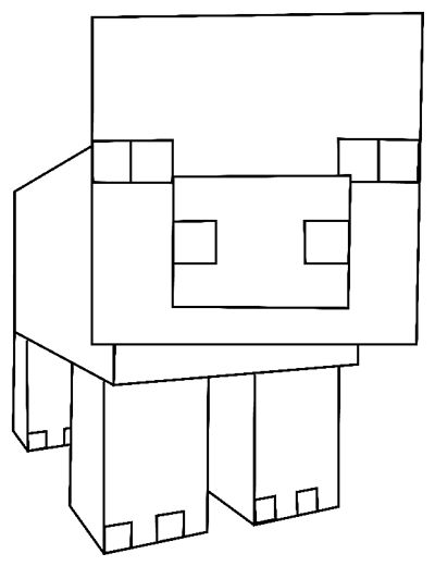 Drawn room easy By Pig How Draw Step