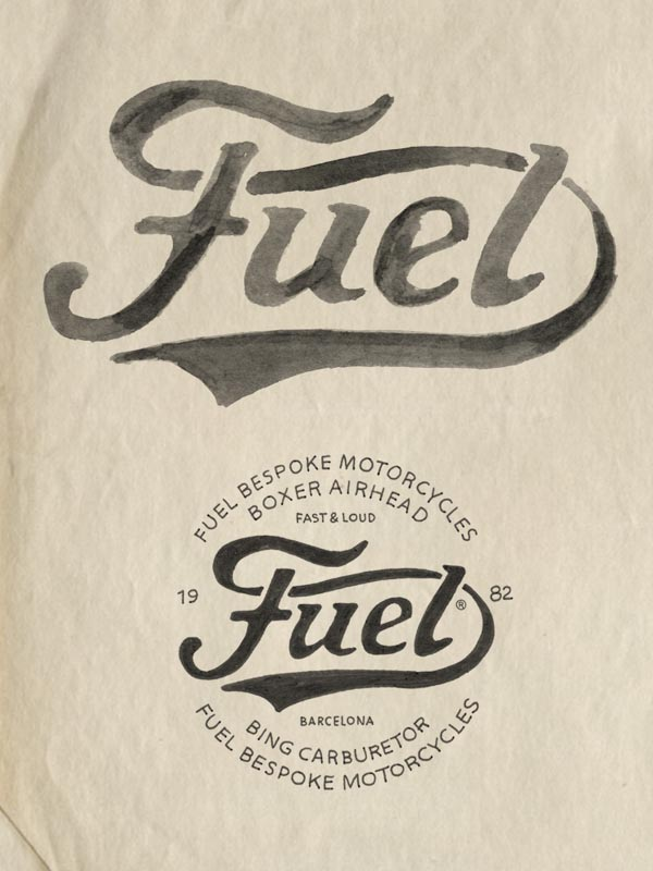 Drawn typography logo By Drawn alytis Hand Design