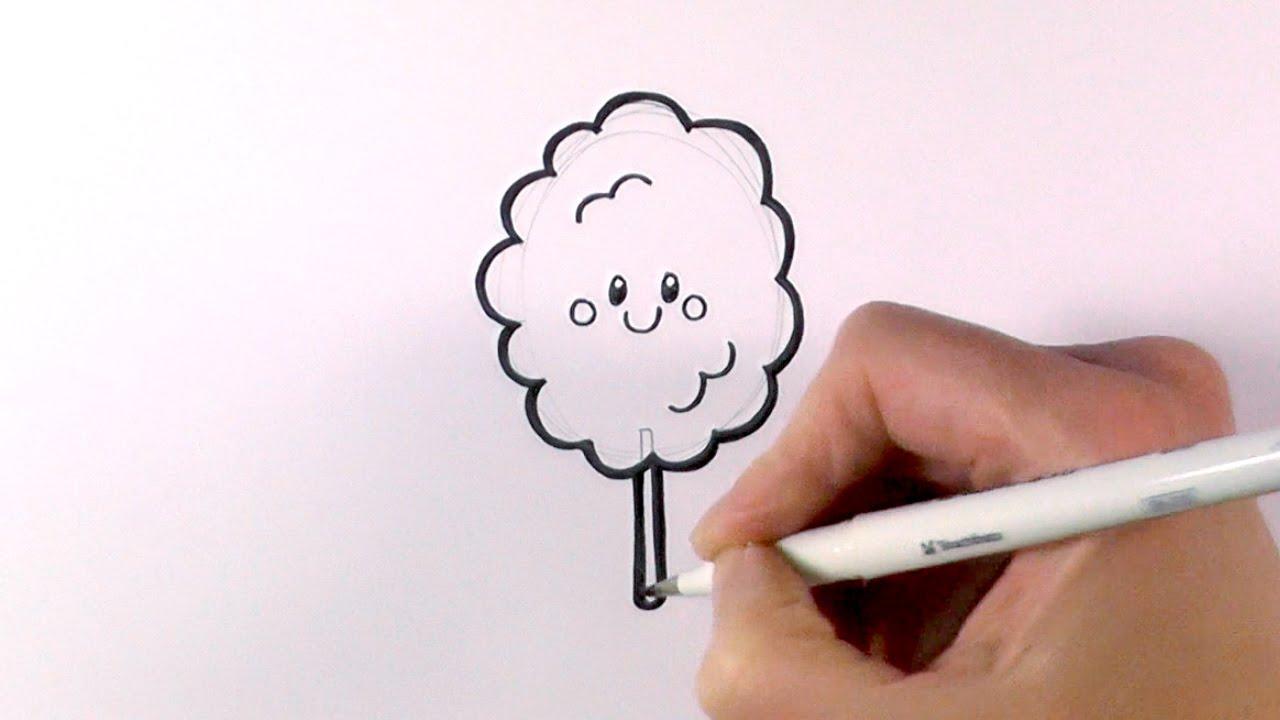 Drawn candy cartoon #2