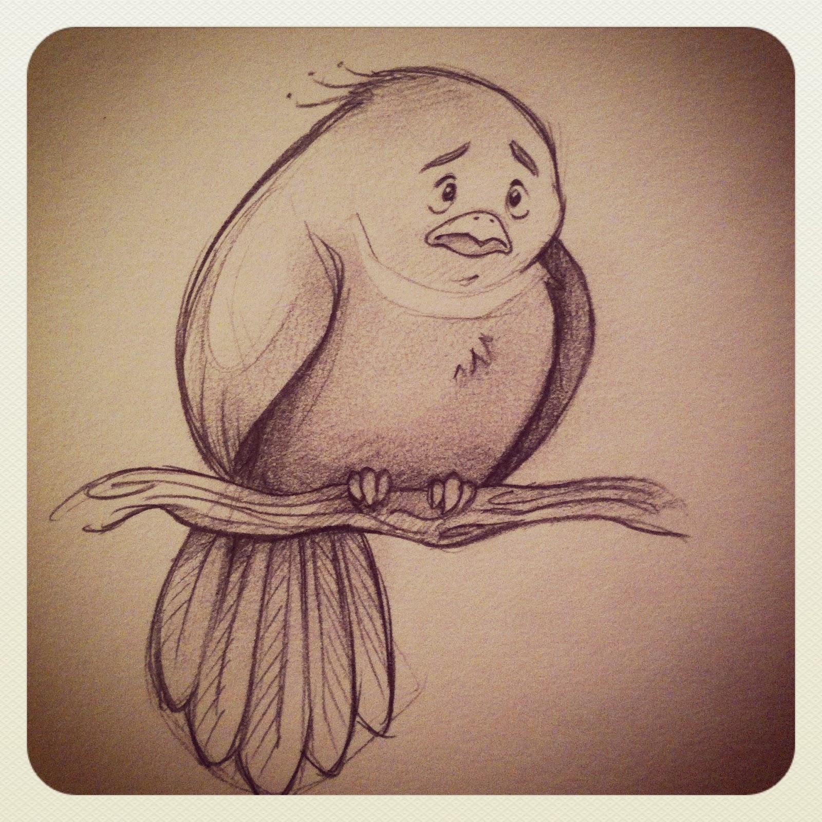 Drawn lonely Friday: Illustration Han Lonely Illustration