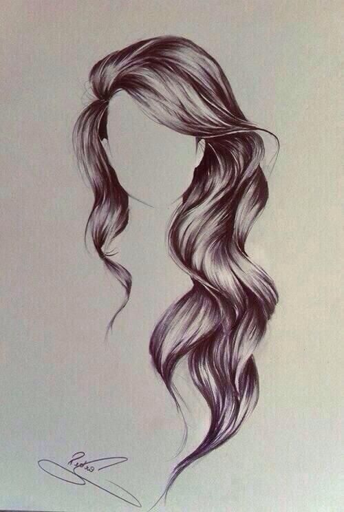 Drawn pen hair And Pictures) 25+ Of Pinterest