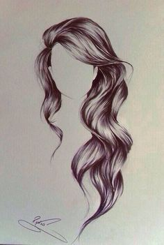 Drawn braid braid hairstyle And hair Drawing Pictures) ideas